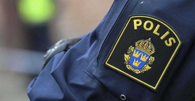 Man shot in Vårby – the police are chasing the perpetrator
