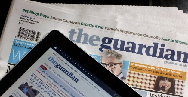 Martin Jönsson: The Guardian's figures give hope for journalism