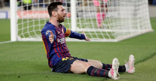 Messi downgraded the Liverpool – Barcelona has one leg in the CL-final