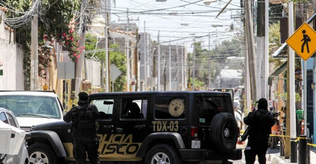 Mexican police discovered three mass graves, all 35 bodies found