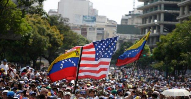 Michael Winiarski: Rival great powers determines the Venezuelan destiny