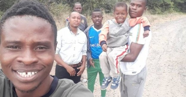 Mohammed 'Moody' Samatta encourages his brother from Tanzania: I want to Ally Champions League play