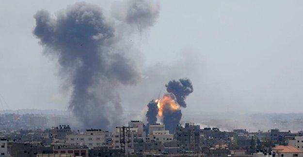 Nathan Shachar: Israel flygbombade Hamas headquarters for cyber warfare
