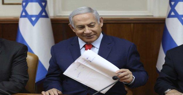 Netanyahu: Place of Trumpbosättning selected