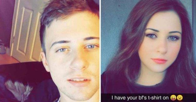 New Snapchat filter is so realistic that Ryan almost his girlfriend kwijtspeelde