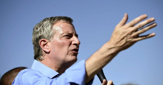 New York city mayor want to be president
