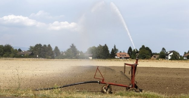 New evidence: climate change caused drought