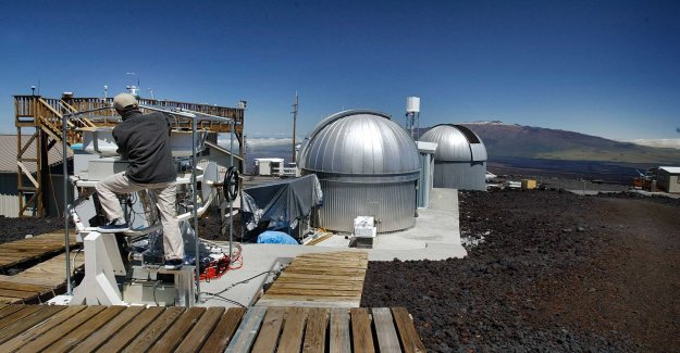 New peak for carbon dioxide in the atmosphere