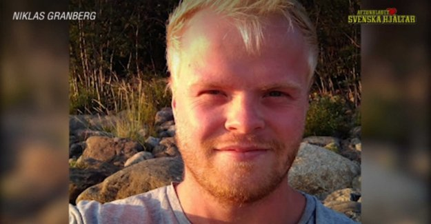 Niklas, 26, stopped the brutal ill-treatment – pursued the offender
