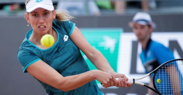 Ninth matchbal there was too much to: Elise Mertens not hit over Venus Williams in opening round of Rome