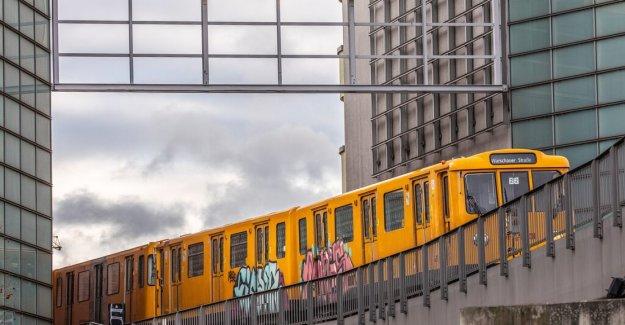 No barriers in Berlin's public transport – but fewer plankar