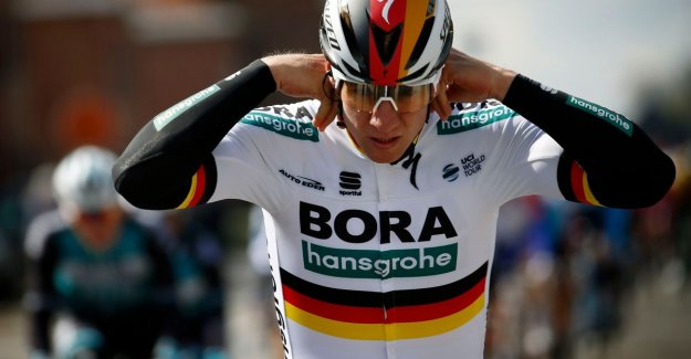 No five in a row for Kristoff, Ackermann is the best in Frankfurt