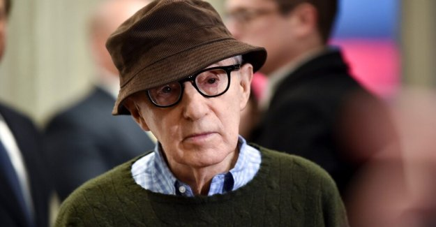 No one wants to give out Woody Allen's autobiography
