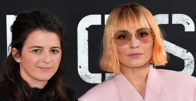 Noomi Rapace plays the Mossad agent
