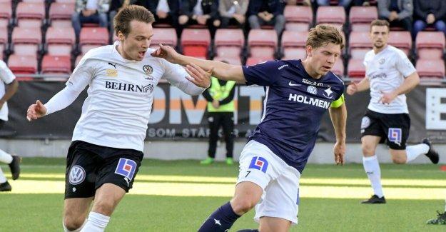 Norrköping took home rivalmötet against Örebro