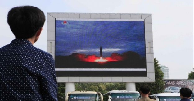 North Korea fires short-range missiles