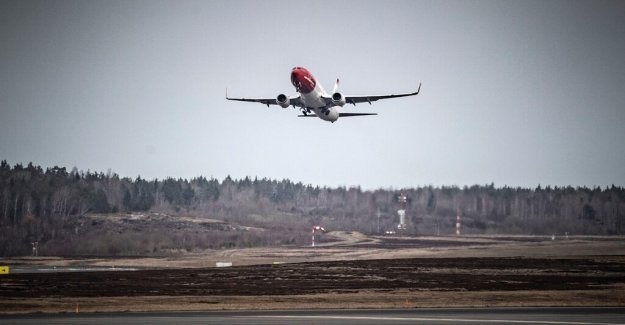 Norwegian's share lift after the new budrykte