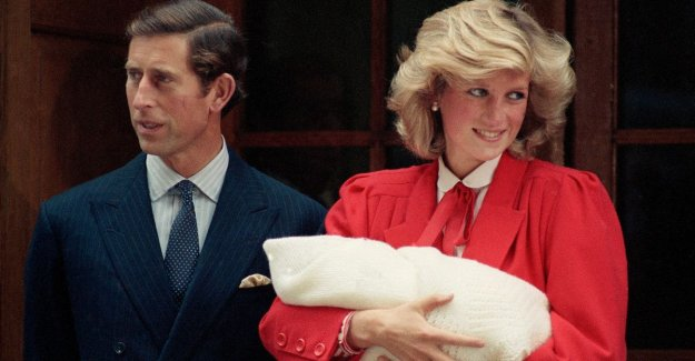 Not to mention Harry and Meghan, their son, yet for Diana?