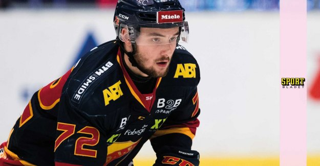 Now leave the SHL – NHL-club