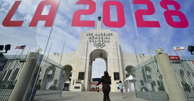 OS 2028 in Los Angeles will be 6.1 billion euros in costs, the Games in Tokyo double