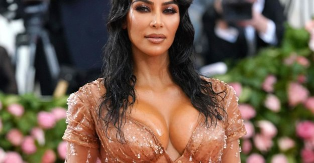 Of larger buttocks until new jawline: so much cost to the body of Kim Kardashian