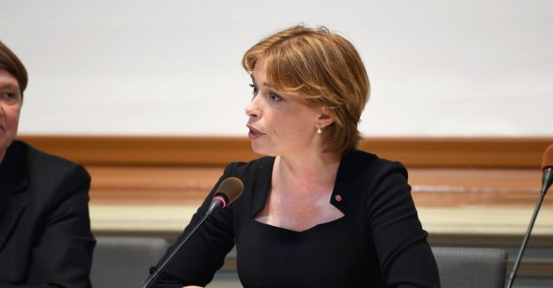 Official who criticised Strandhäll is moderate