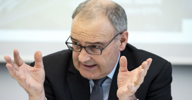 Parmelin a working group for older workers