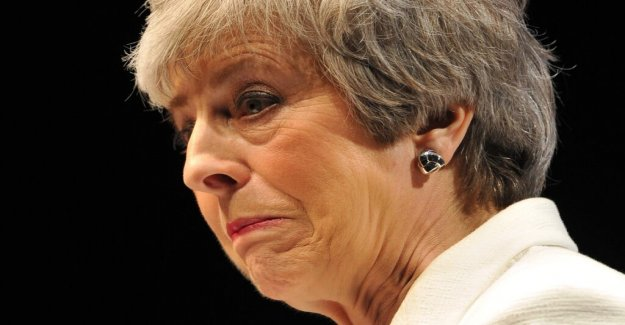 Partikollegor requires departure dates for Theresa May