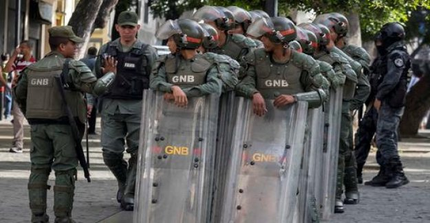 Peace talks for Venezuela in Oslo?