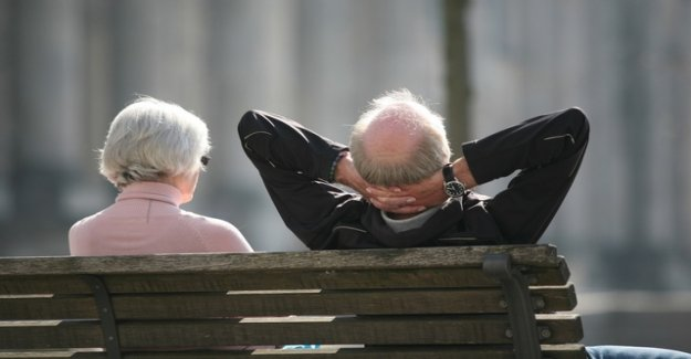 Pensions are expected to fall to 15 percent