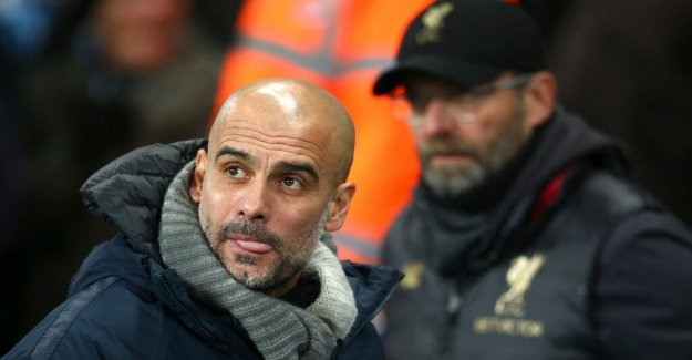Pep and Klopp best-in-class – and now is the Big Six, only two