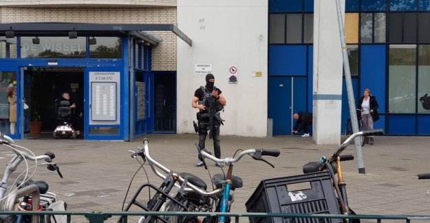 Person seriously injured after shooting in Den Haag, suspect captured
