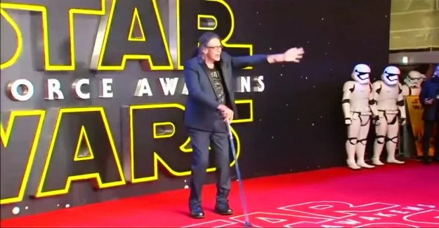 Peter Mayhew death – played Chewbacca