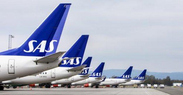 Pilot strike in Scandinavia: hundreds of flights cancelled
