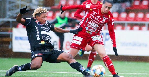 Piteå broke suite to Kristianstad