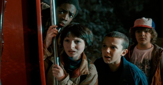 Plagiatanklagelser against Stranger things is pulled back