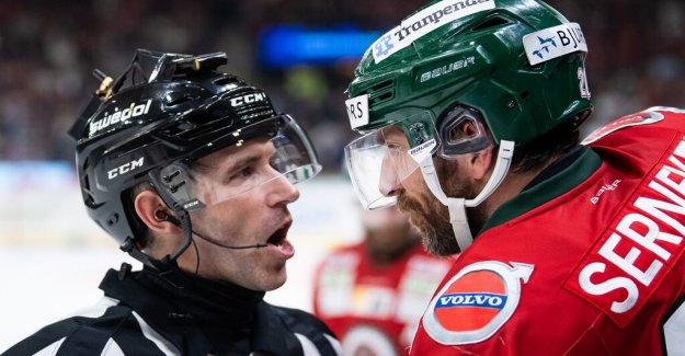 Players association want to see over domarkameror in the SHL