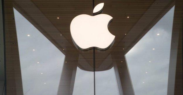 Positive Applerapport despite weak Iphonesiffror