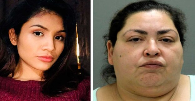 Pregnant Marlen, 19, was brutally murdered – the baby was cut out of the stomach