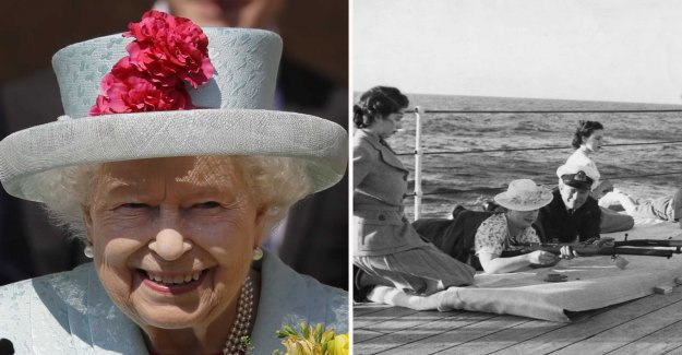 Princess Elizabeth – with the right to kill