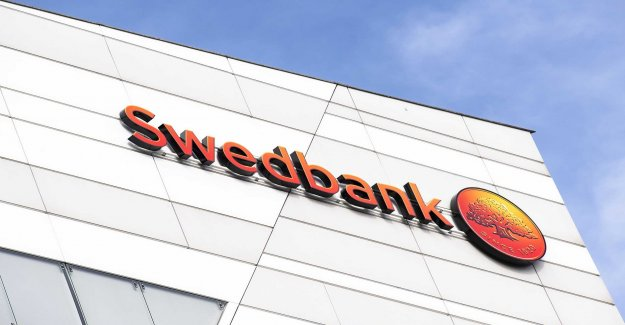 Problems with the Swedbank app