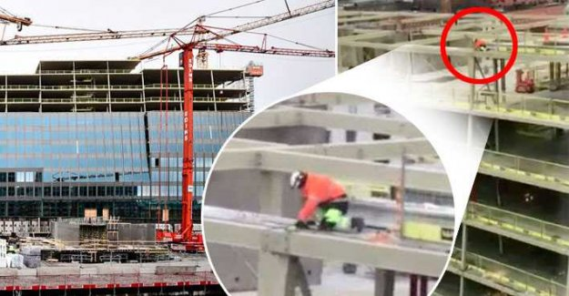 Property developer ignored the alarm – a construction worker died