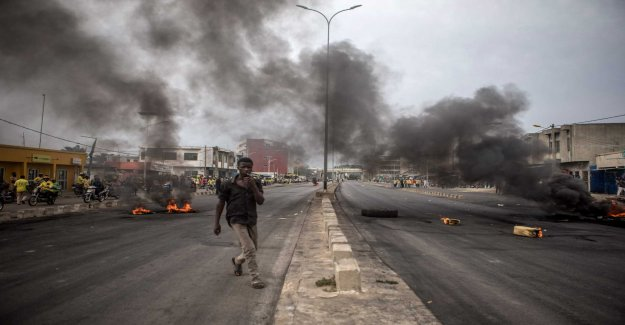 Protests in Benin is met by violence – at least one death