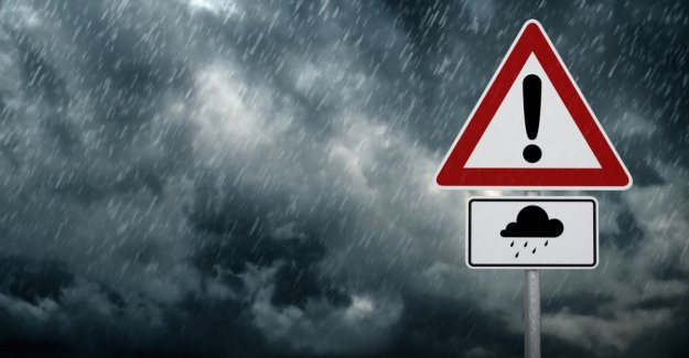 RMI warns 'code yellow for thunderstorms and abundant rain