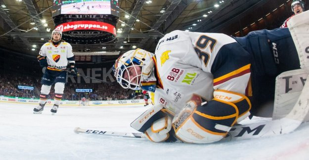 Reideborn doubly disappointed after the loss against Frölunda