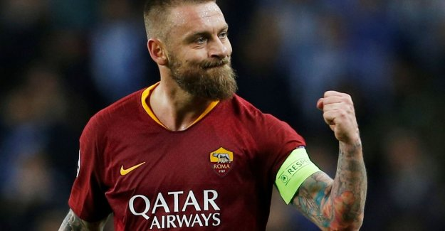 Roma again, clubicoon leave: The Rossi leaves the Romans after 18 years