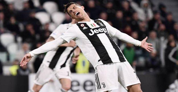 Ronaldo keeps life in Turin Juventus-complex