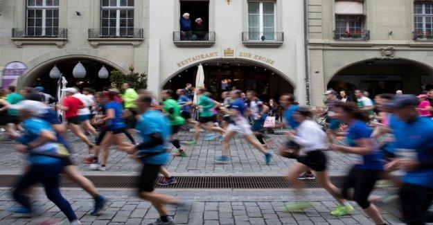Runners from Zurich to die at the Grand-Prix von Bern