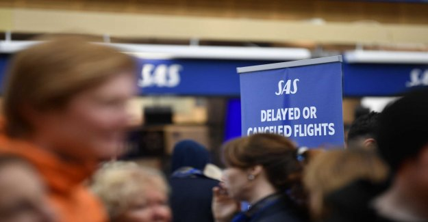SAS-the mediator: We are not close to a solution
