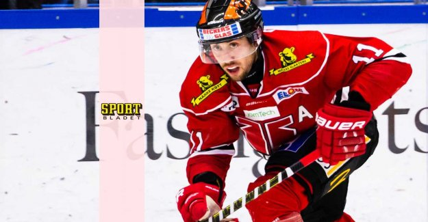 SHL-the star breaks his contract
